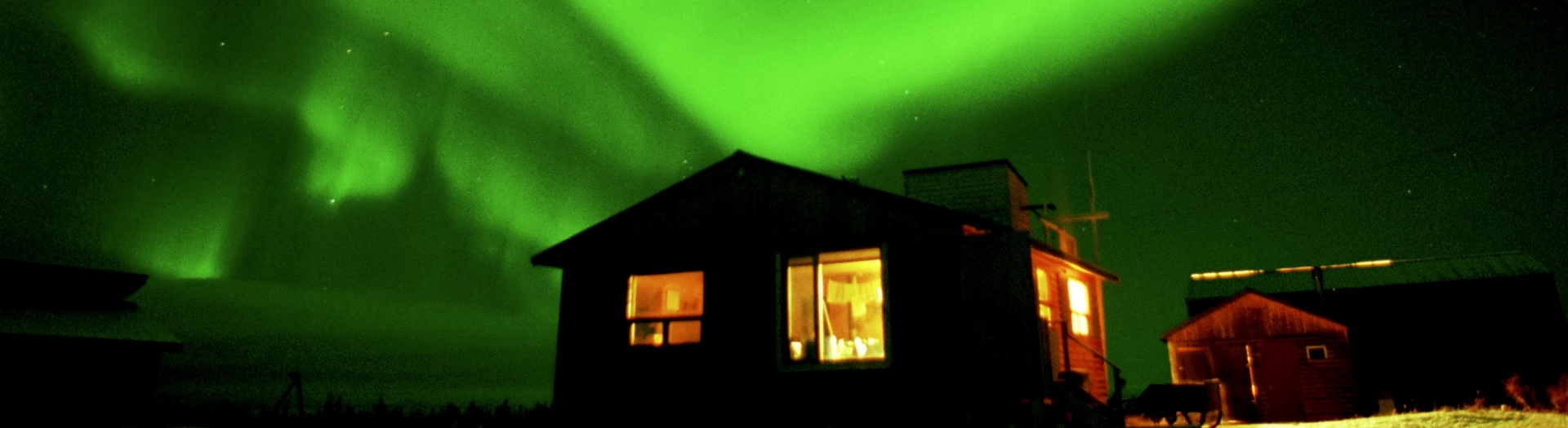 The Aurora Borealis of Kuujjuaq