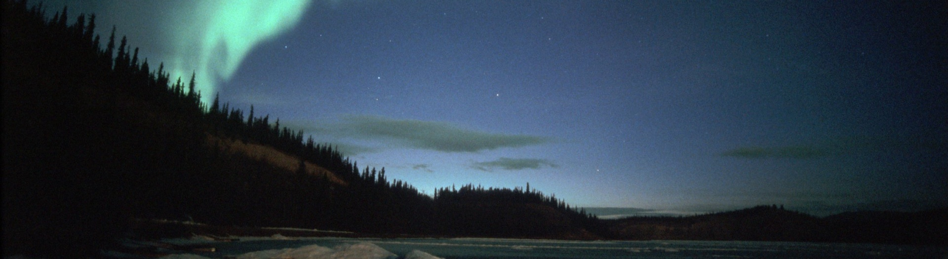 Adventure and Northern Lights in Yukon