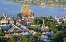 Quebec City - Bic National Park