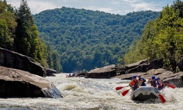 The Great Western Rafting Adventure