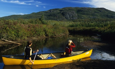 Adventure in Wells Gray Park, hiking and canoeing