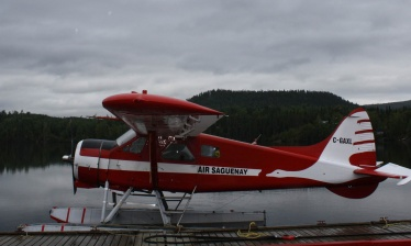 Floatplane Adventure in Quebec